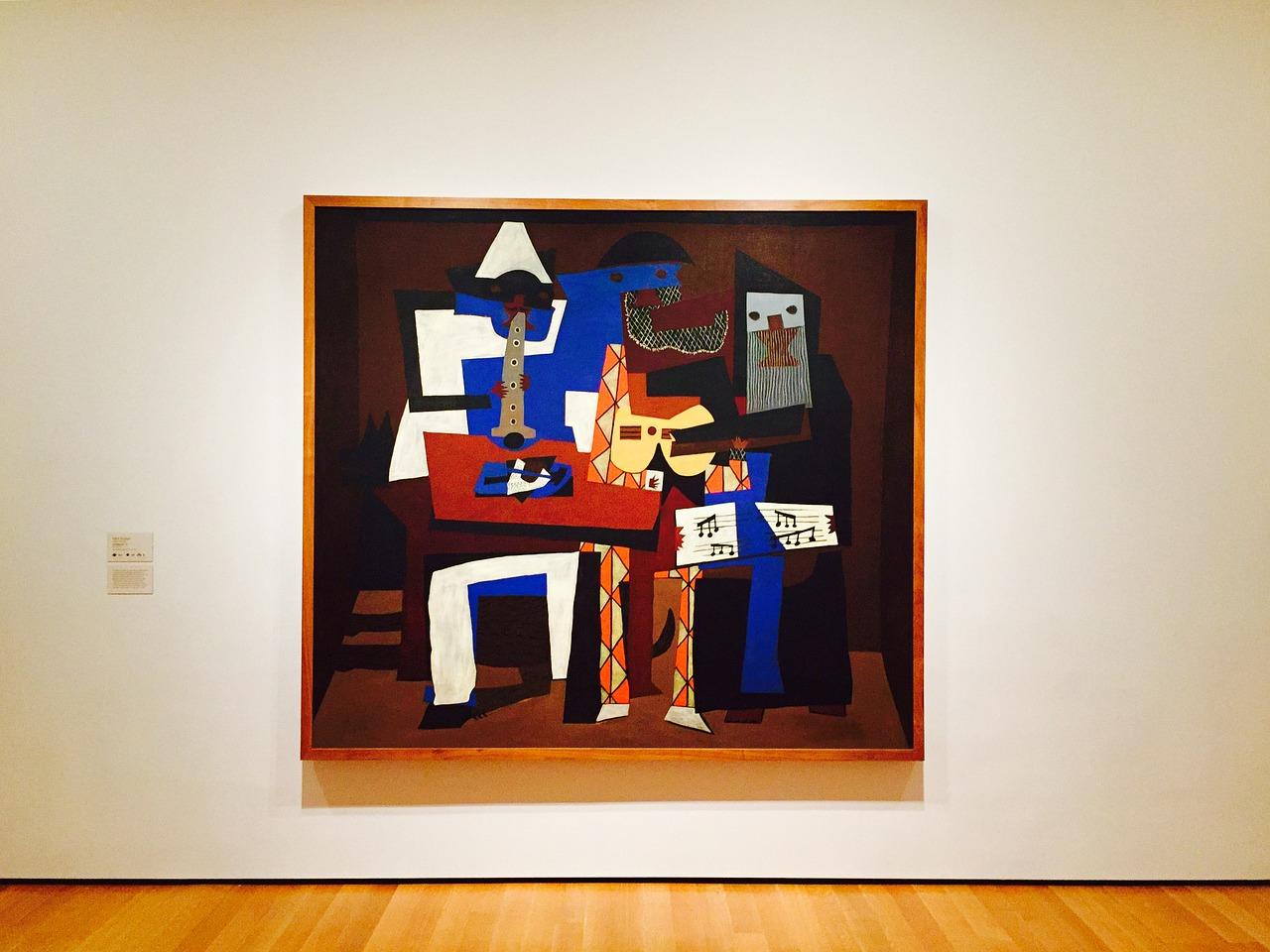 Pablo Picasso – początek kubizmu